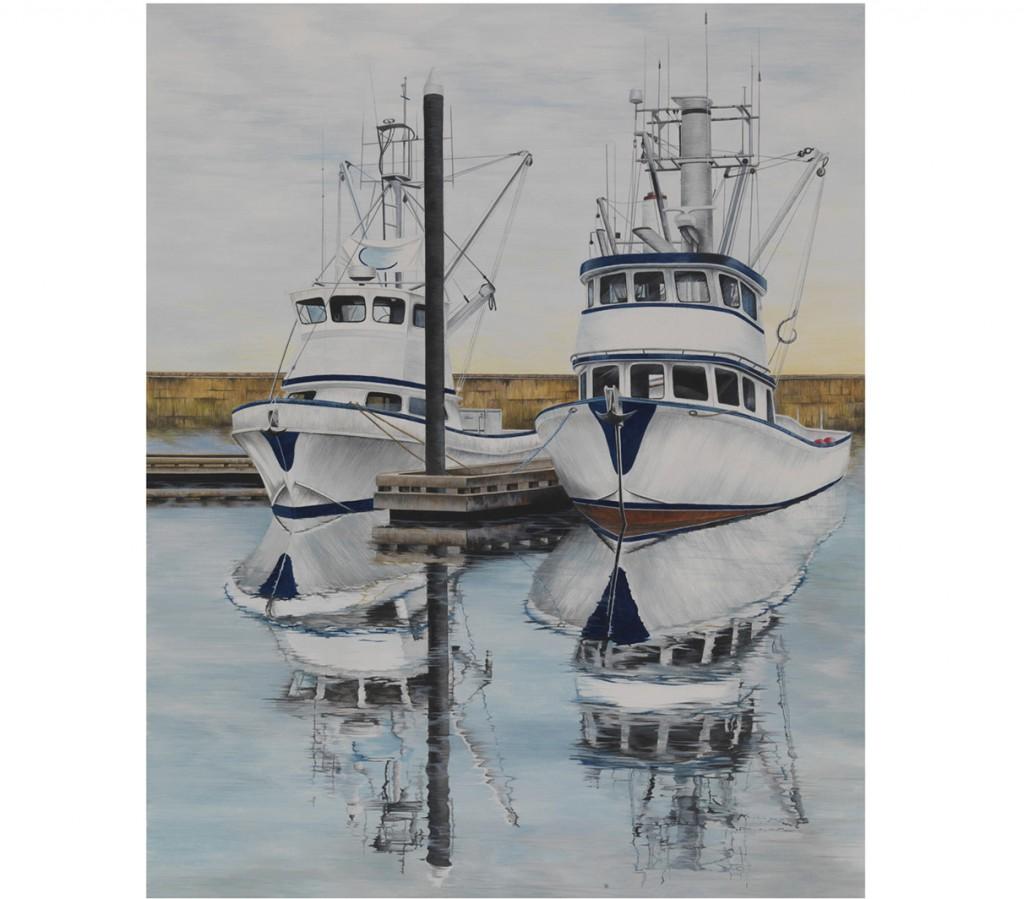 Alaskan Fishing Boats